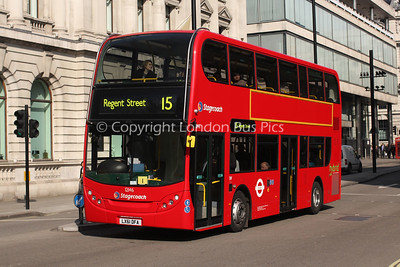 12146, LX61DFA, Stagecoach in London