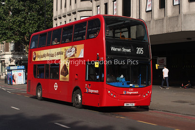 12310, SN14TYG, Stagecoach in London