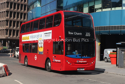 12316, SN14TYT, Stagecoach in London