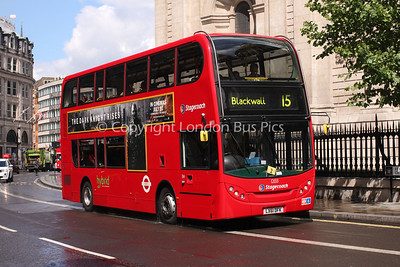 12133, LX61DFK, Stagecoach in London