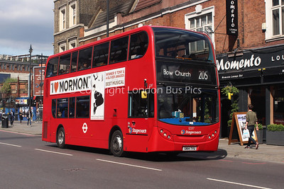 12317, SN14TYU, Stagecoach London