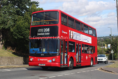 18494, LX06AGZ, Stagecoach in London