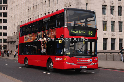 15131, LX59CMK, Stagecoach in London