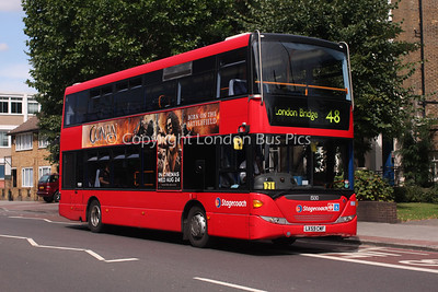 15130, LX59CMF, Stagecoach in London