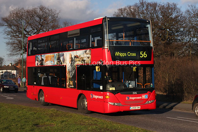 15146, LX59CNV, Stagecoach in London