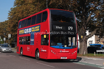 10116, LX12DDF, Stagecoach London
