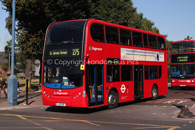 10116, LX12DDF, Stagecoach in London