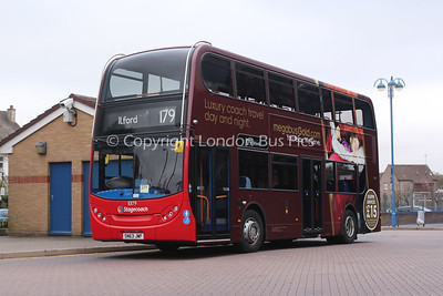 10179, SN63JWF, Stagecoach London