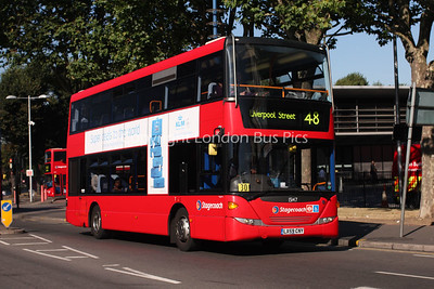 15147, LX59CNY, Stagecoach in London