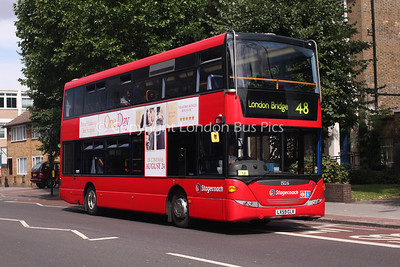 15126, LX59CLV, Stagecoach in London