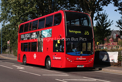 10115, LX12DDE, Stagecoach in London