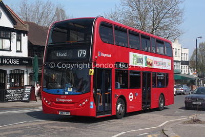 10177, SN63JWD, Stagecoach in London