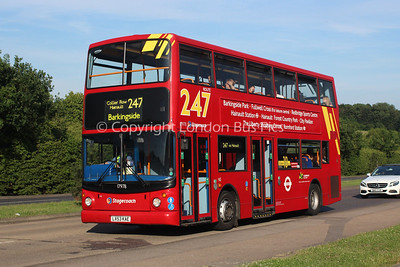 17978, LX53KAE, Stagecoach London