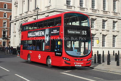 13017, BJ14KSU, Stagecoach London