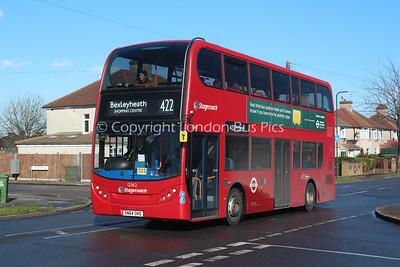 12362, SN64OHO, Stagecoach London