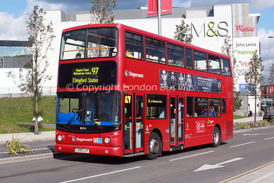 18454, LX05LLP, Stagecoach in London