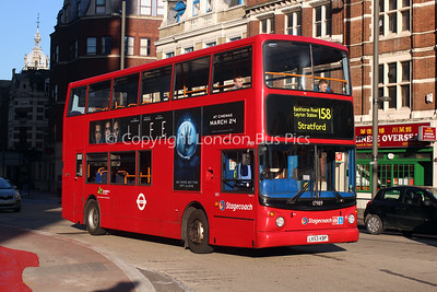 17989, LX53KBP, Stagecoach London