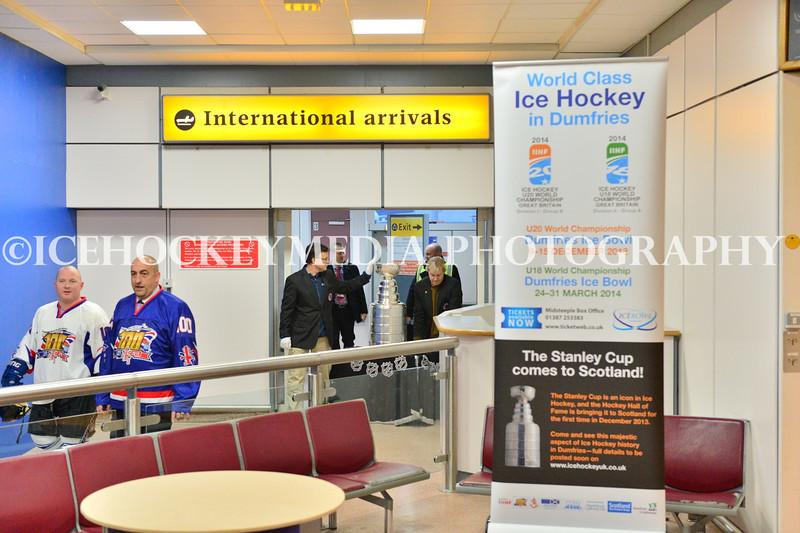 "Stanley Cup,  December 2013<br /> <br /> IIHF ICE HOCKEY U20 WORLD CHAMPIONSHIP DIV I GROUP B<br /> <br /> Photo by IceHockeyMedia<br />  <a href=""http://www.icehockeymedia.co.uk"">http://www.icehockeymedia.co.uk</a>"