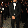 Actor Gerald Anderson attended the 6th Star Magic Ball alone. He was wearing a Gucci suit. (Allan Sancon/Sunnex)