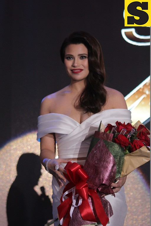 Denise Laurel was hailed Burts Bee's Charmer of the Night