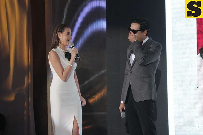 Perennial love team John Lloyd Cruz and Bea Alonzo