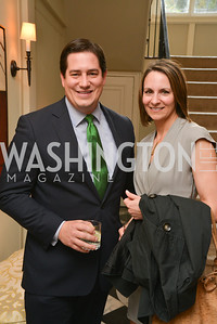 Andrew Kovalcin, Jeanne Wolak, Story Partners kicks begins WHCD weekend with a salute to women in journalism.  Thursday, May 1st, 2014.  by Ben Droz.