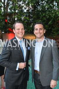 Amos Snead, Rob Saliterman, Story Partners kicks begins WHCD weekend with a salute to women in journalism.  Thursday, May 1st, 2014.  by Ben Droz.