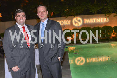 Cameron Coursen, Amos Snead, Story Partners kicks begins WHCD weekend with a salute to women in journalism.  Thursday, May 1st, 2014.  by Ben Droz.