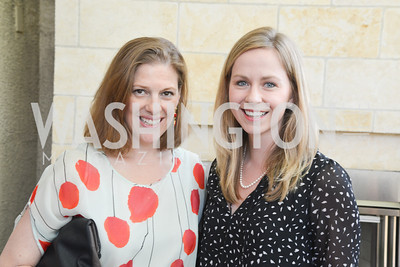 Emily Lenzner, Anna Lustoff,  Story Partners kicks begins WHCD weekend with a salute to women in journalism.  Thursday, May 1st, 2014.  by Ben Droz.