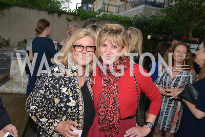 Gloria Story Dittus, Dr. Tina Alster,  Story Partners kicks begins WHCD weekend with a salute to women in journalism.  Thursday, May 1st, 2014.  by Ben Droz.