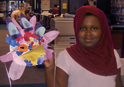 Storytime and Bird Mask Craft