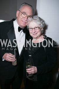 Robert Smythe, Marianne Smythe. Photo by Alfredo Flores. Studio Theatre Gala. Studio Theatre-2.CR2