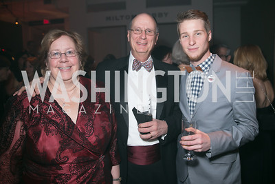 Karen Kamerick, Tony Kamerick, John Bowhers. Photo by Alfredo Flores. Studio Theatre Gala. Studio Theatre. February 8, 2014-3.CR2