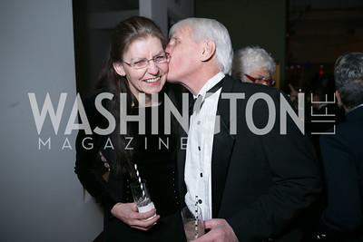 Undine Nash, Carl Nash. Photo by Alfredo Flores. Studio Theatre Gala. Studio Theatre. February 8, 2014