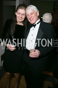 Undine Nash, Carl Nash. Photo by Alfredo Flores. Studio Theatre Gala. Studio Theatre. February 8, 2014