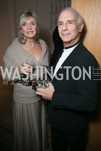 Jane Fishkin, Mate Fishkin. Photo by Alfredo Flores. Studio Theatre Gala. Studio Theatre. February 8, 2014-3.CR2