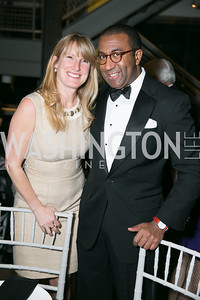 Isabel Hagbrink, Eric Motley. Photo by Alfredo Flores. Studio Theatre Gala. Studio Theatre. February 8, 2014.