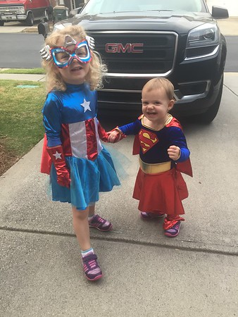 Super Hero Day 2016