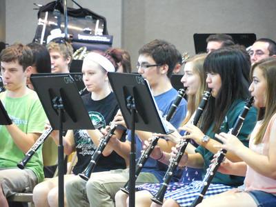 Symphonic and Wind Symphony at Deer Creek