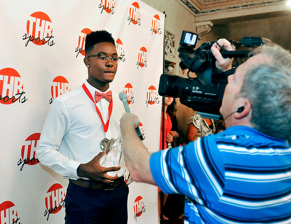 John P. Cleary | The Herald Bulletin <br /> THB Sports Awards.