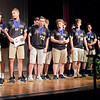 John P. Cleary | The Herald Bulletin <br /> The Daleville baseball team was named the Team of the Year.
