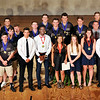John P. Cleary | The Herald Bulletin<br /> These are the winners of the THB Sports Awards program held Tuesday evening at the Paramount Theatre.
