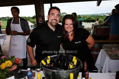 Brad Barrohn and Sherri Reilly photo by Rob Rich/SocietyAllure.com © 2014 robwayne1@aol.com 516-676-3939