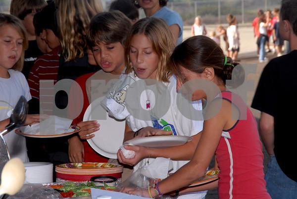 Thanksgiving Feast 2007