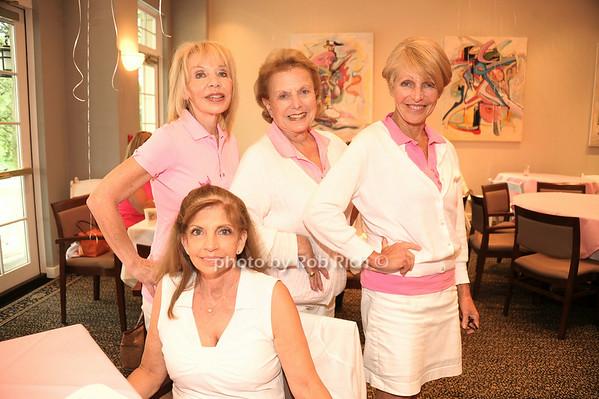 Carol Horn, Iris Segal, Elizabeth Novak, Ruthie Beil (seated)<br /> photo by Rob Rich/SocietyAllure.com © 2014 robwayne1@aol.com 516-676-3939