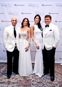 UAE Amb. Yousef Al Otaiba and Abeer Al Otaiba, Amy and Bret Baier. Photo by Tony Powell. The 2014 Children's Ball. Ritz Carlton. April 11, 2014
