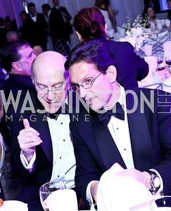 Kurt Newman, Rep. Eric Cantor. Photo by Tony Powell. The 2014 Children's Ball. Ritz Carlton. April 11, 2014