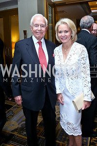 Mandy and Mary Ourisman. Photo by Tony Powell. Meridian Global Leadership Awards. Four Seasons. June 10, 2014