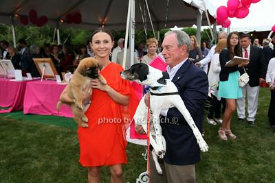 Georgina Bloomberg, Michael Bloomberg