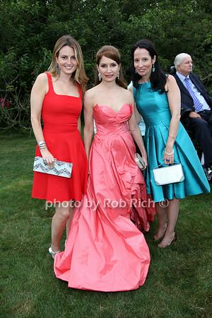 Stacy Pashcon, Jean Shafiroff, Dana Austlander